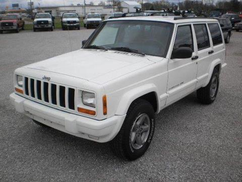 1998 Jeep Cherokee for sale in Somerset, KY