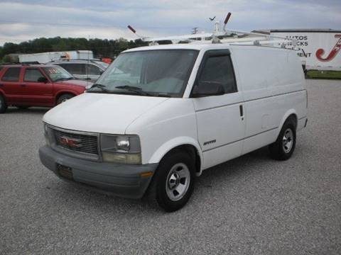 2002 GMC Safari Cargo for sale in Somerset, KY