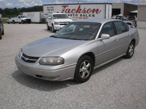 2005 Chevrolet Impala for sale in Somerset, KY