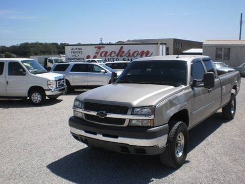 Chevy Diesel Trucks For Sale >> 2003 Chevrolet Silverado 2500hd For Sale In Somerset Ky