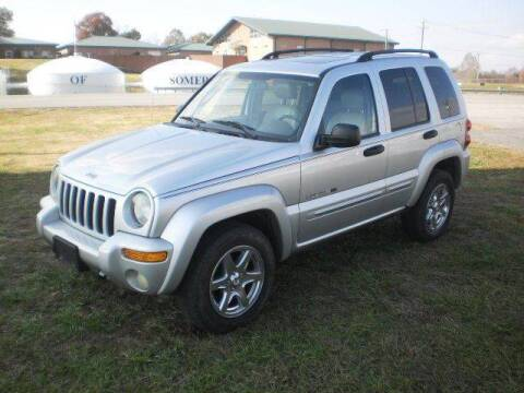 2003 Jeep Liberty for sale in Somerset, KY