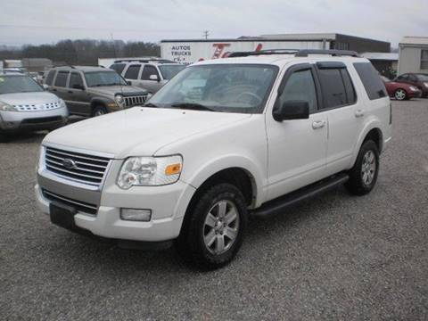 2010 Ford Explorer XLT for sale at J R Jackson Auto Sales in Somerset KY