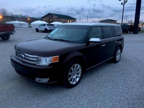 2009 Ford Flex Limited for sale at J R Jackson Auto Sales in Somerset KY