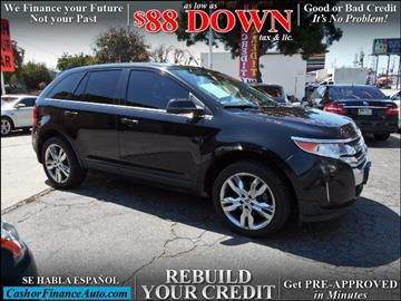 2013 Ford Edge for sale at Cash or Finance Auto in Bellflower CA