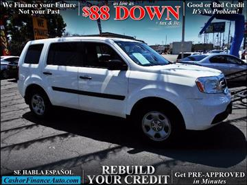 2013 Honda Pilot for sale at Cash or Finance Auto in Bellflower CA