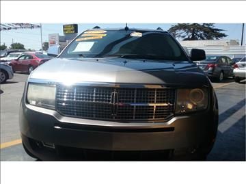 2008 Lincoln MKX for sale at Cash or Finance Auto in Bellflower CA
