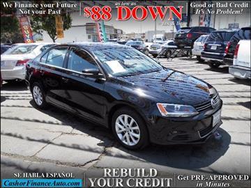2014 Volkswagen Jetta for sale at Cash or Finance Auto in Bellflower CA