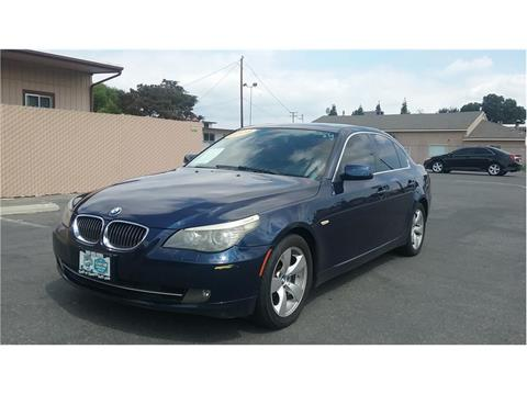 2008 BMW 5 Series for sale at Cash or Finance Auto in Bellflower CA