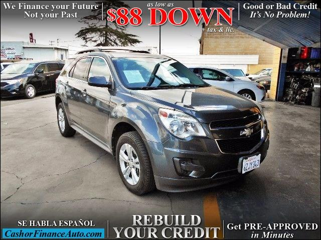 2011 Chevrolet Equinox for sale at Cash or Finance Auto in Bellflower CA