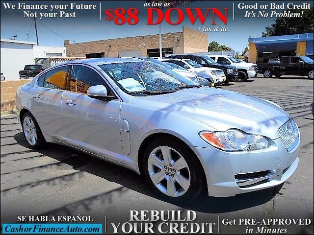 2011 Jaguar XF for sale at Cash or Finance Auto in Bellflower CA