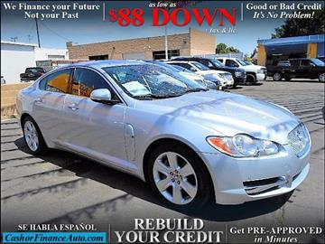 2011 Jaguar XF for sale at Cash or Finance Auto in Bellflower CA