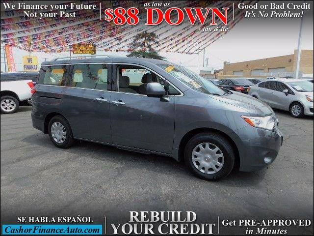 2014 Nissan Quest for sale at Cash or Finance Auto in Bellflower CA