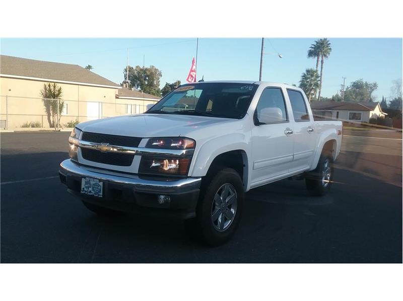 2011 Chevrolet Colorado for sale at Cash or Finance Auto in Bellflower CA