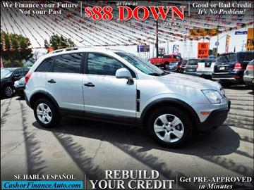 2014 Chevrolet Captiva Sport for sale at Cash or Finance Auto in Bellflower CA