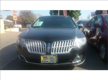2010 Lincoln MKZ for sale at Cash or Finance Auto in Bellflower CA