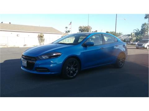 2016 Dodge Dart for sale at Cash or Finance Auto in Bellflower CA