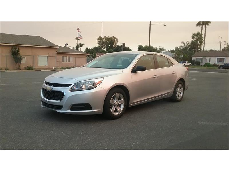 2015 Chevrolet Malibu for sale at Cash or Finance Auto in Bellflower CA