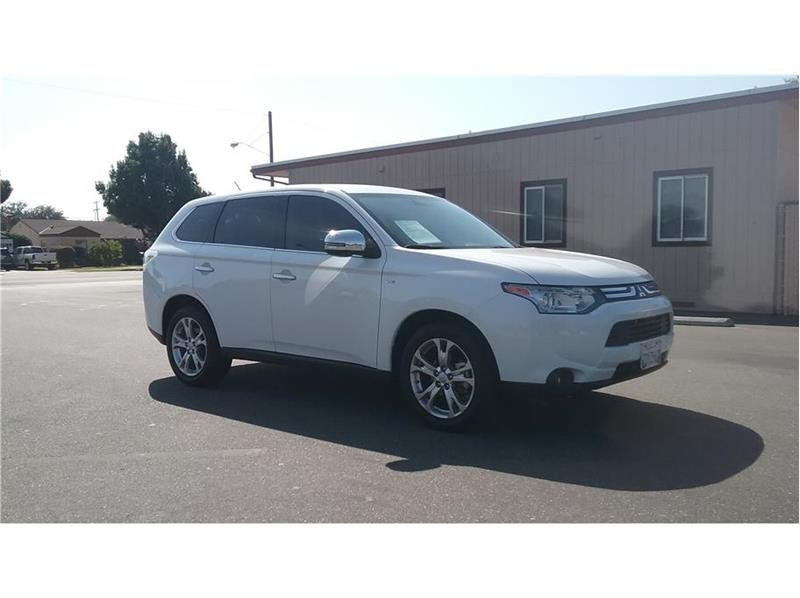 2014 Mitsubishi Outlander for sale at Cash or Finance Auto in Bellflower CA