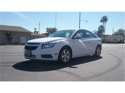 2014 Chevrolet Cruze for sale at Cash or Finance Auto in Bellflower CA