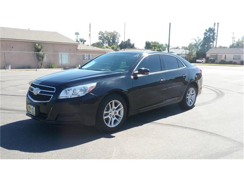 2013 Chevrolet Malibu for sale at Cash or Finance Auto in Bellflower CA