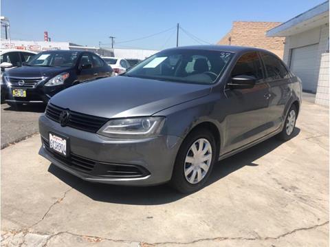 2013 Volkswagen Jetta for sale in Bellflower, CA
