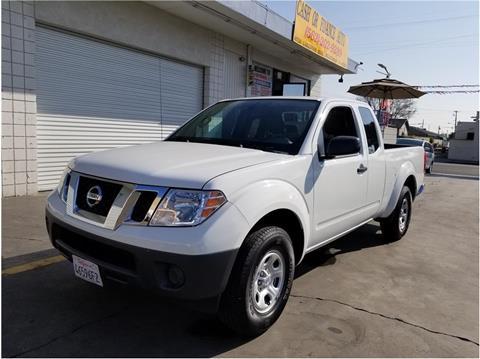 2016 Nissan Frontier for sale in Bellflower, CA