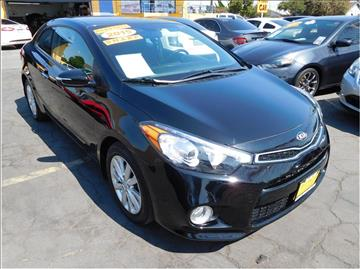 2015 Kia Forte Koup for sale at Cash or Finance Auto in Bellflower CA