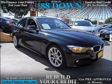 2014 BMW 3 Series for sale at Cash or Finance Auto in Bellflower CA