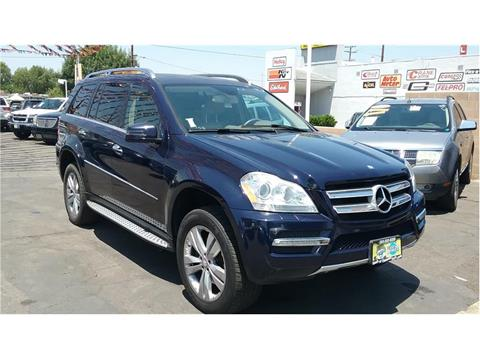 2011 Mercedes-Benz GL-Class for sale at Cash or Finance Auto in Bellflower CA