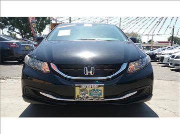 2015 Honda Civic for sale at Cash or Finance Auto in Bellflower CA