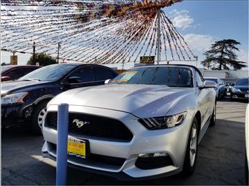 2015 Ford Mustang for sale at Cash or Finance Auto in Bellflower CA