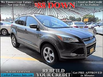 2013 Ford Escape for sale at Cash or Finance Auto in Bellflower CA