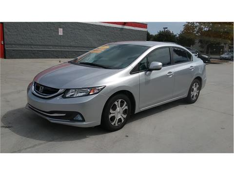 2013 Honda Civic for sale at Cash or Finance Auto in Bellflower CA