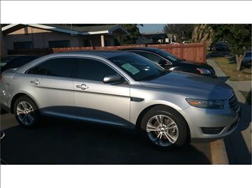 2013 Ford Taurus for sale at Cash or Finance Auto in Bellflower CA