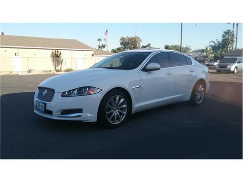 2013 Jaguar XF for sale at Cash or Finance Auto in Bellflower CA