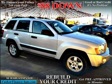 2006 Jeep Grand Cherokee for sale at Cash or Finance Auto in Bellflower CA