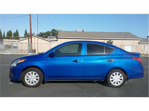2016 Nissan Versa for sale at Cash or Finance Auto in Bellflower CA