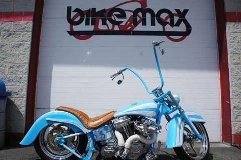 2002 Harley-Davidson Softail - Blue Balls