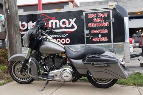 2012 Harley-Davidson Street Glide for sale in Palos Hills, IL