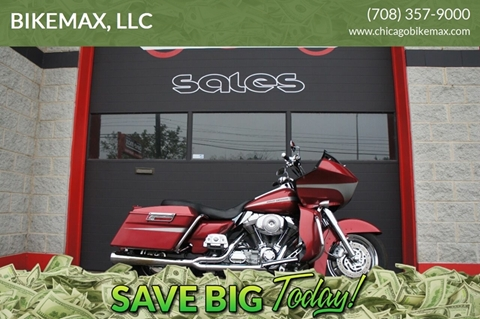 2004 Harley-Davidson Road Glide for sale at BIKEMAX, LLC in Palos Hills IL