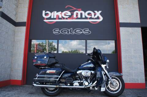 2002 Harley-Davidson Electra Glide Ultra Classic for sale at BIKEMAX, LLC in Palos Hills IL