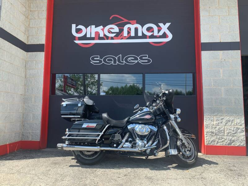 2008 Harley Davidson Electra Glide Classic for sale at BIKEMAX, LLC in Palos Hills IL