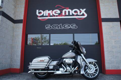 2009 Harley-Davidson Electra Glide Classic for sale at BIKEMAX, LLC in Palos Hills IL