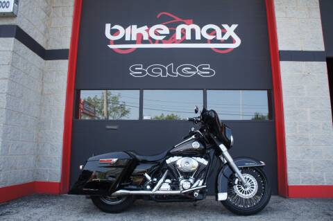 2001 Harley-Davidson Electra Glide Ultra Classic for sale at BIKEMAX, LLC in Palos Hills IL