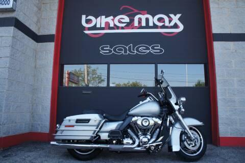 2010 Harley-Davidson Road King for sale at BIKEMAX, LLC in Palos Hills IL