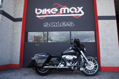 2008 Harley-Davidson Electra Glide Classic for sale at BIKEMAX, LLC in Palos Hills IL