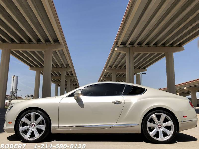 2013 Bentley Continental Gt V8 In Dallas Tx Mr Old Car