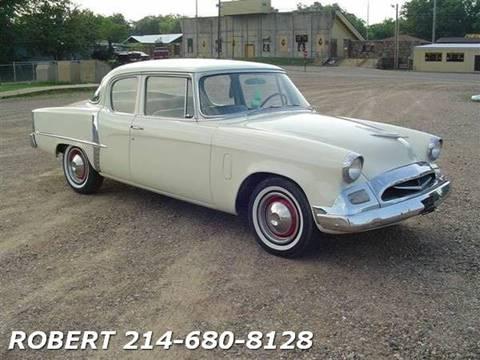 1955 Studebaker Champion for sale in Dallas, TX