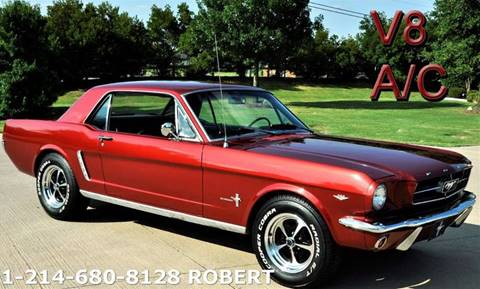 1965 Ford Mustang for sale in Dallas, TX