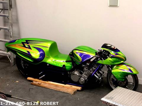 2000 Kawasaki kz1000 for sale in Dallas, TX